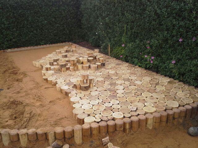 Træterrasse - Få en anderledes terrasse lavet i træ og natursten
